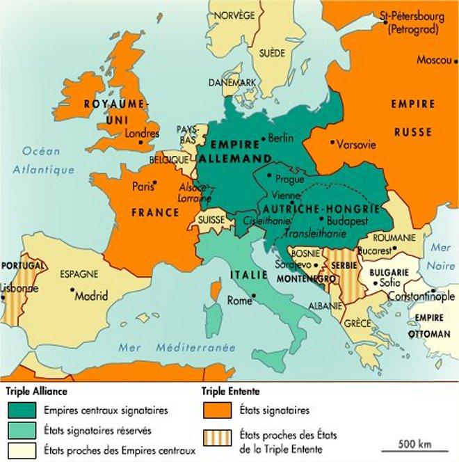 Dissertation La Guerre Froide En Europe